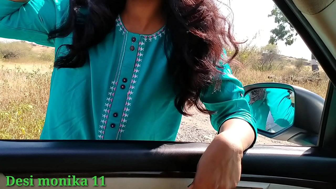 Pickup Indian whore from road and fucked in hotel